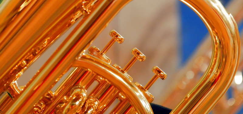 brass, woodwind & percussion